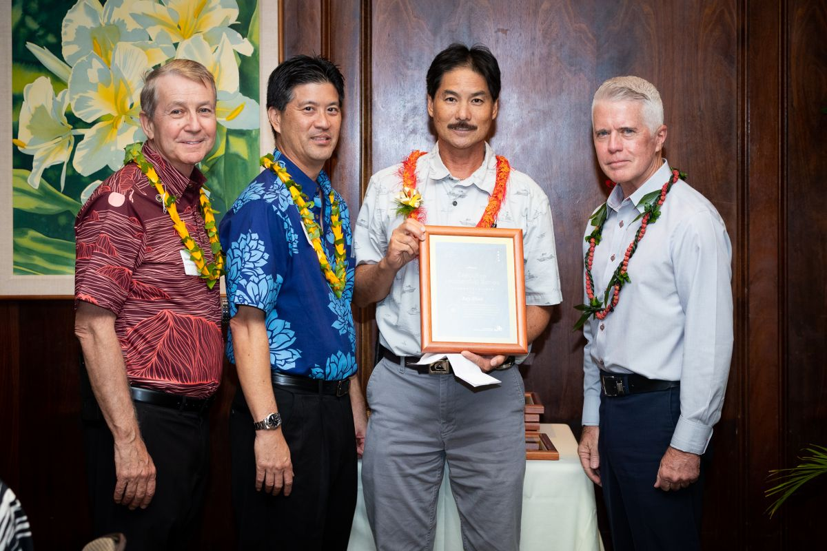 Roy Shioi Completes Leadership Program
