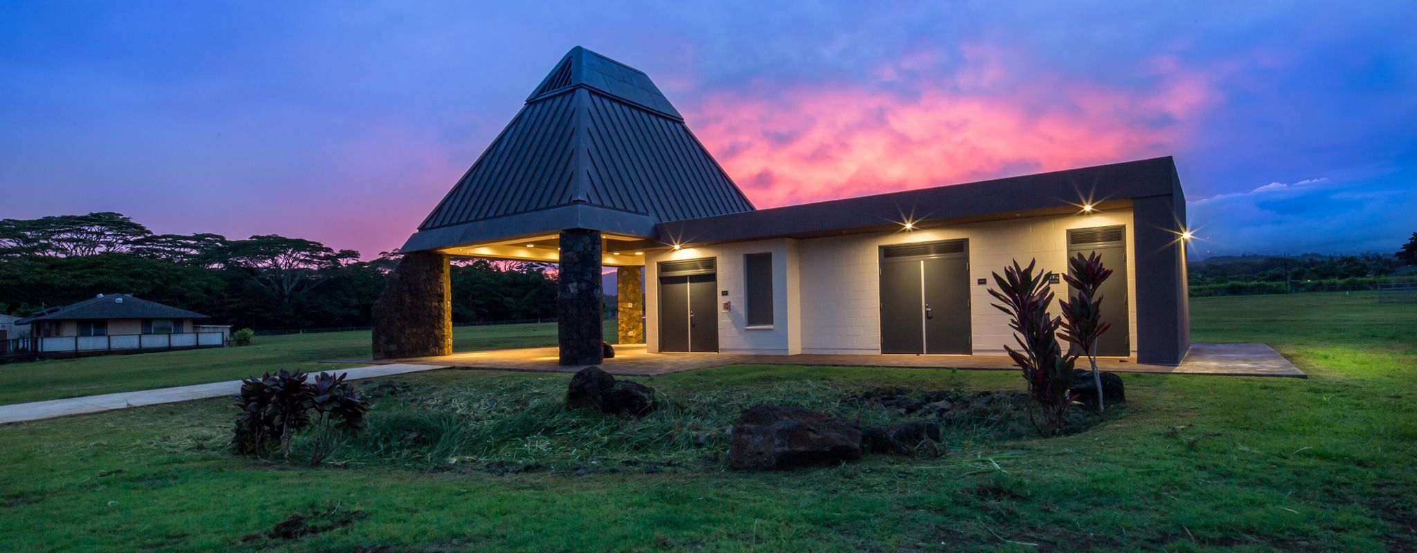 Kauai Community College Culinary Facility
