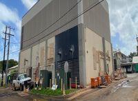 Wilcox Medical Center Generator Replacement